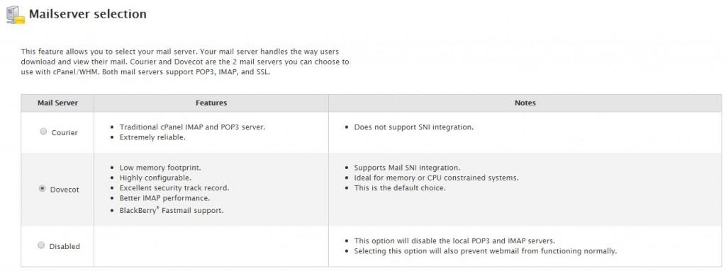 whm-cpanel-mail-server-degistirme